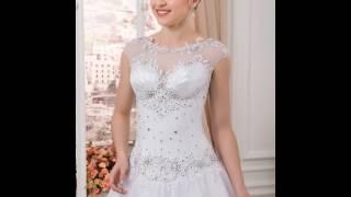 Коллекция свадебных платьев оптом - www.platyaoptom-nika.ru