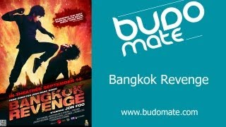Bangkok Revenge (Rebirth) Trailer - budomate.com