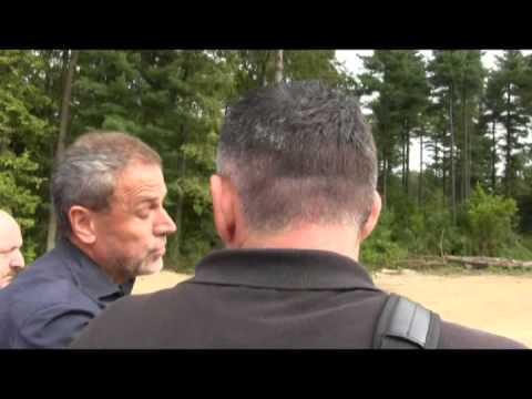 "Bandić napao projektanta: ""Ne treba meni vodopad, kod mene dolje ima Kravica..."""