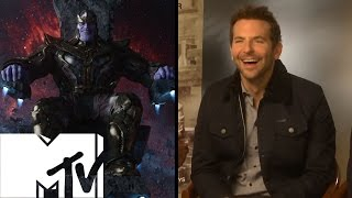 Did Bradley Cooper Just Spoil Guardians Of The Galaxy 2? | MTV