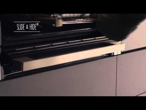 neff slide & hide® - volledig inschuifbare ovendeur - youtube