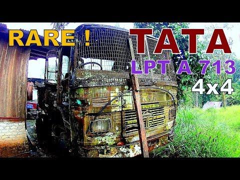 TATA LPT A 713 4x4 vs TATA 1313 4x4