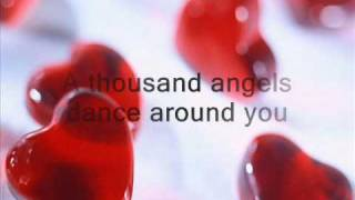 Savage Garden - I knew i loved you with lyrics