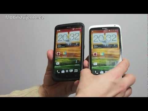 HTC One X vs One X+ (přímé srovnání)