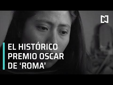¿Cuántos Oscar ganó Roma en el 2019?