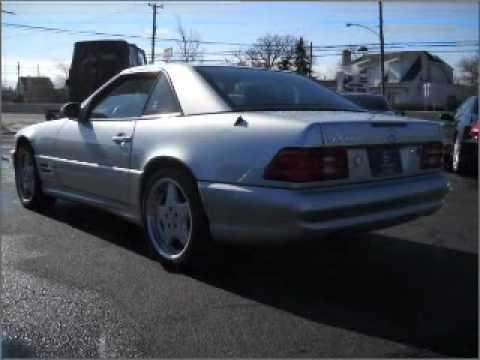 1999 Mercedes Benz SL Class   W Atlantic City NJ