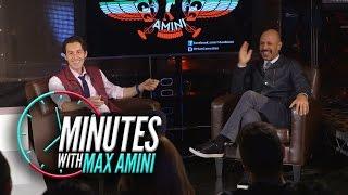 Minutes With Max Amini   S02E11  Full Episode دقیقه هایی با مکس امینی فصل ۲ قسمت Maz Jobrani ۱۱