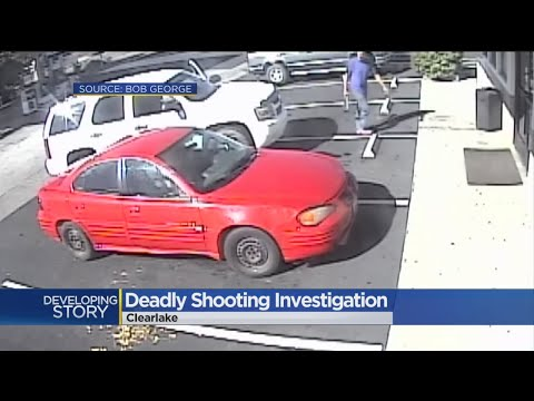 Surveillance Video Shows Chilling Moments Of Lake County Shooting Rampage