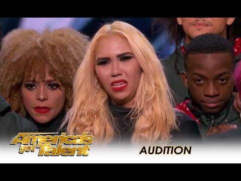 Da Republik: Dominican Republic Dance Crew WOW The Judges! | America's Got Talent 2018