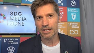 Nikolaj Coster-Waldau - High-level week of the 72nd UN General Assembly