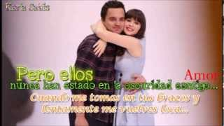 She & Him - Hold me , Thrill me , Kiss me - (Subtítulos en español)  - Nick & Jess