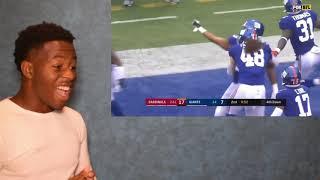 KYLER MURRAY OUTDUELS DANIEL JONES!! Cardinals vs. Giants Week 7 Highlights | NFL 2019
