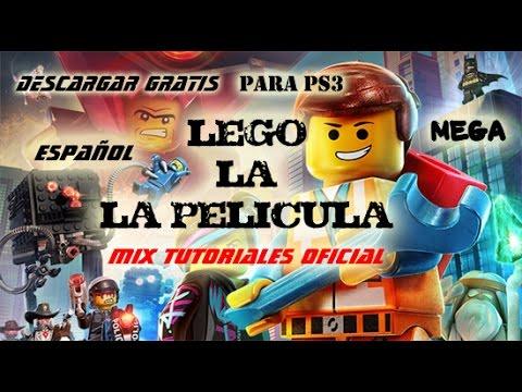 Descargar Gratis Juego Lego La Pelicula Para La Ps3 Por Mega Espanol