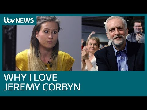 'My love poem to Jeremy Corbyn': How Labour leader led poet Jess Green to love party   ITV News