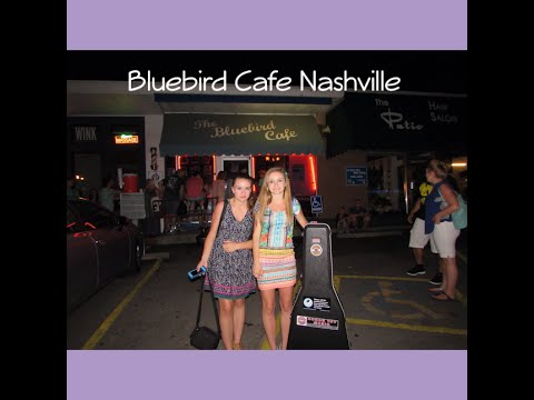Bluebird cafe Nashville; Pathetic- original song