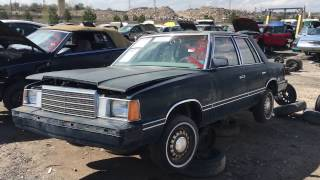 Junk Yard Find: 1981 Plymouth Reliant K