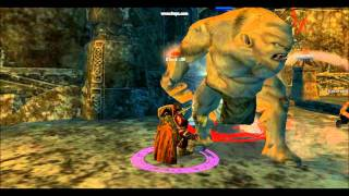 Lotro Video   sarnur trolls