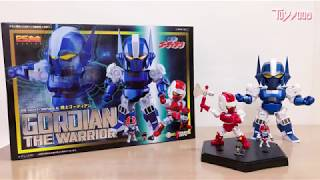 親子開箱#07 - ES合金戰士高迪安Gordian Warrior《鬪士ゴーディアン》!