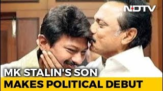 MK Stalin's Son To Head DMK Youth Wing That His Father Led For 35 Years
