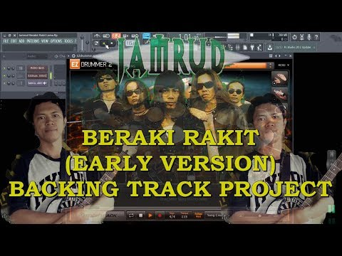 Jamrud Berakit Rakit Backingtrack Project