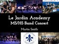 MS/HS Band Concert