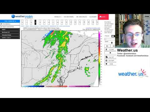 Mid Atlantic/Northeast Severe Weather Video Discussion 5-10-18