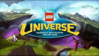 LEGO Universe: Official In-Game Video