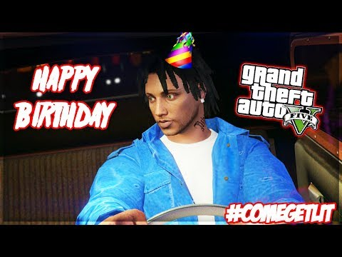 GTA 5  LIVE |@JUWANIIE'S BIRTHDAY 🎉 | COME GET LIT 🔥