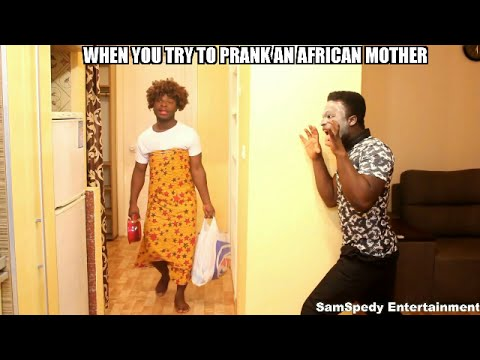 Download When You Try To Prank An African Mother