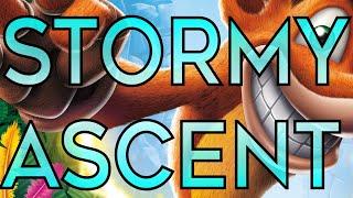 TeaRexTekMek - Crash Bandicoot - Stormy Ascent
