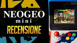NEOGEO Mini: Recensione della micro console SNK