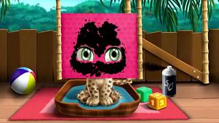 Fun Animal Care - Baby Animal Hair Salon 2 - Play Cute Jungle Animals Makeover Games For Kids