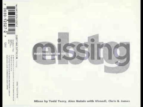 Everything But The Girl - Missing (Todd Terry Club Mix (Blanco-Eternal Radio Edit) 1994 Mp3