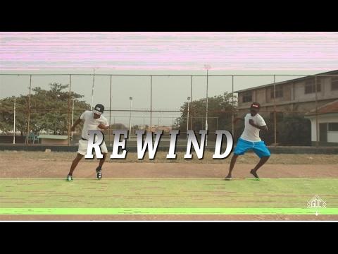 MzVee ft Kuami Eugene - Rewind | The Gentlemen Choreography