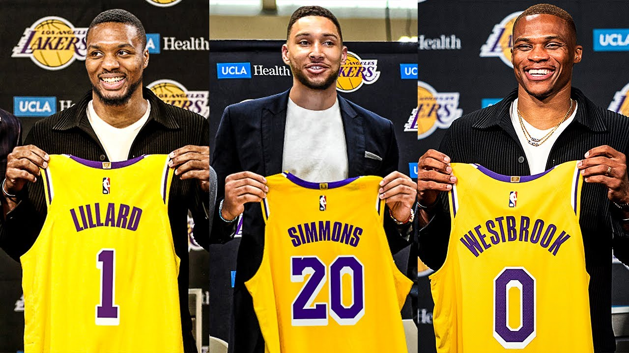 Download The Biggest Trades Of The Lakers 2021 Offseason