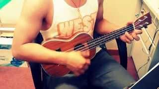 Beautiful In White - Shane Filan (Westlife) [Ukulele Cover]