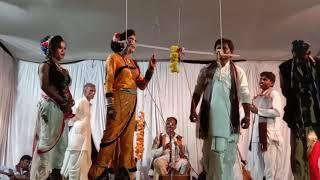 Khada tamasha शाहीर रवीबाबू खडी गंमत खडा तमाशा शाखा सुभान मंडळ