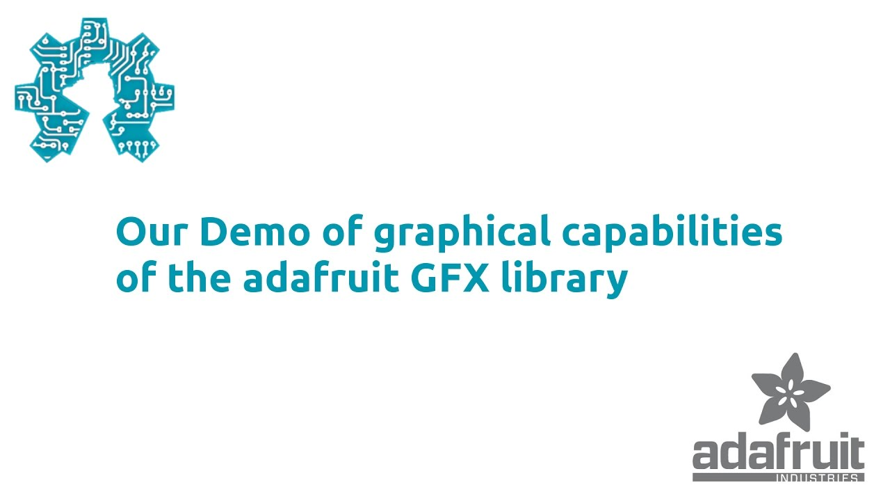 Our Demo Of Graphical Capabilities The Adafruit Gfx Library Arduino Duemilanove Power Circuit How Does It Work Maxresdefault