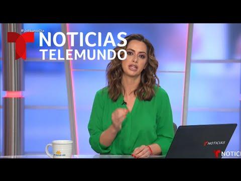 Las Noticias de la mañana, martes 13 de agosto de 2019 | Noticias Telemundo