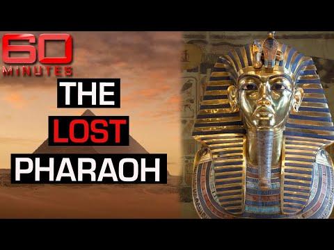 Secret desert valley holds the lost Pharaoh of Ancient Egypt   60 Minutes Australia