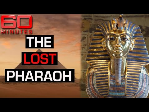 Secret desert valley holds the lost Pharaoh of Ancient Egypt | 60 Minutes Australia
