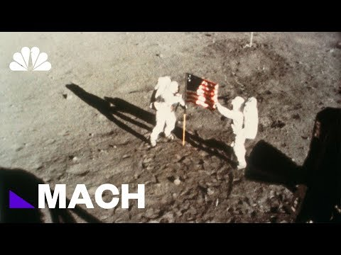 Relive Apollo 11's Historic Moon Landing | Mach | NBC News