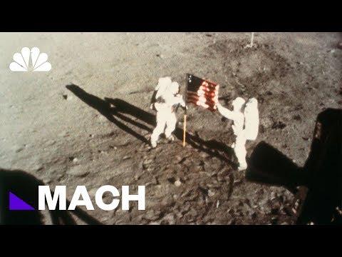 Relive Apollo 11's Historic Moon Landing   Mach   NBC News