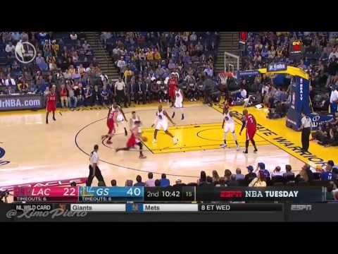 LA Clippers vs Golden State Warriors - Full Game Highlights | Oct 4, 2016 | 2016-17 NBA Preseason