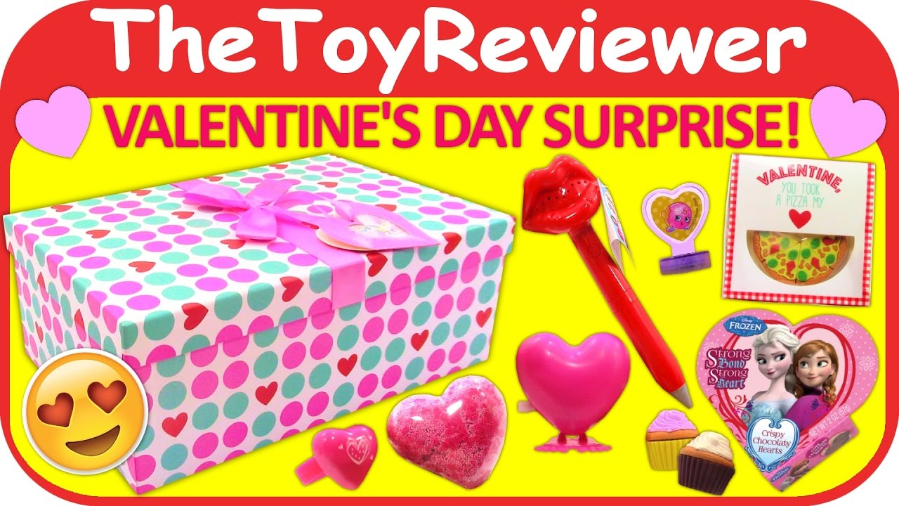 c4264503bd808e Valentine s Day Surprise Box Candy Custom MLP Toys V-Day VDAY Unboxing Toy  Review by TheToyReviewer