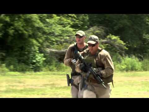 Paul Howe: Scrambler Drill:  Fire