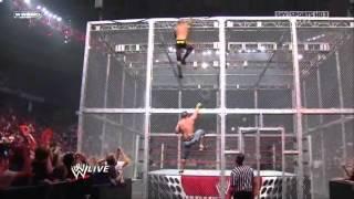John Cena vs Randy Orton / Джон Сина против Ренди Ортона(Ребята, как вы помните, когда наберется 5 тысяч подписчиков, то я начну озвучивать ролики, подпишитесь пожал..., 2015-07-15T09:58:08.000Z)