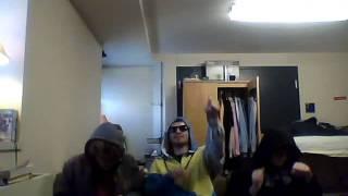 Attack Attack!- Interlude(college dorm dancing)