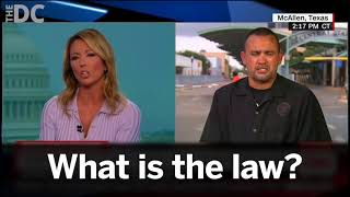 CNN Tries To Shame Border Patrol Agent, He Flips The Scipt On Them