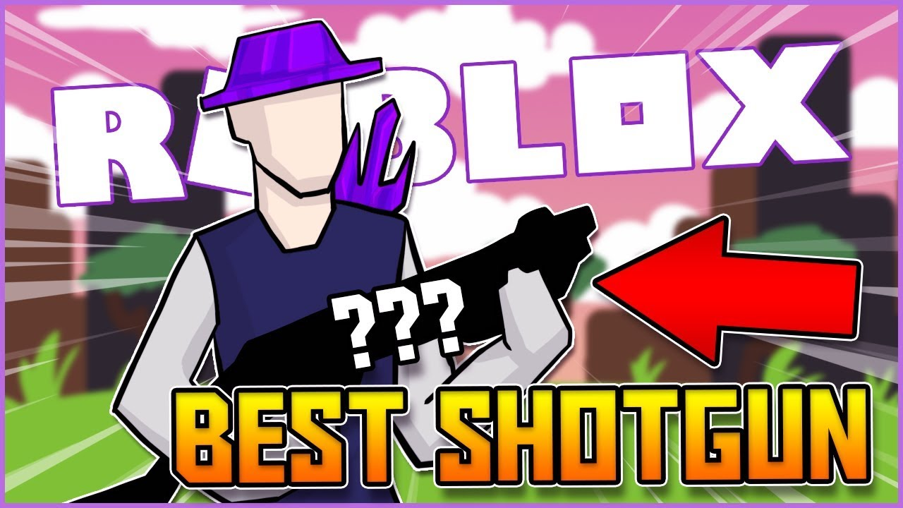 THIS is the best shotgun in roblox strucid - YouTube